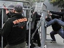 Венгерские неофашисты пытались осквернить памятник советским солдатам