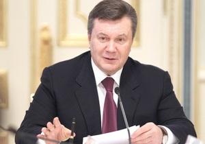 Янукович пообещал пригласить журналистов на чай: Просто у меня не хватает времени