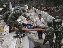 Китаянка на 8-м месяце беременности выжила,  пробыв 50 часов под завалами