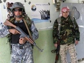 В Ираке проходят выборы