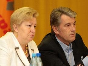 Сегодня Ющенко представит Ульянченко