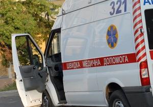 В Ровенской области в ДТП с участием гаишника погиб мужчина
