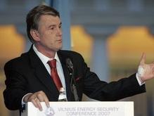 Ющенко снял гриф секретности с газовых переговоров