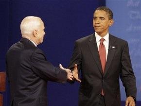 Опрос Gallup: Обама опережает Маккейна на 11%