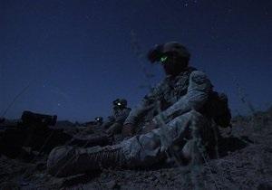 Талибы атаковали базу НАТО в Афганистане