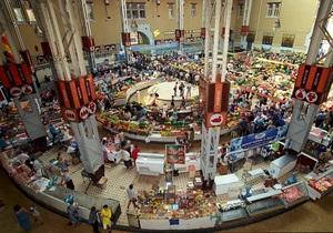Попов заявляет о нарушениях в деятельности Житнего, Владимирского и Бессарабского рынков