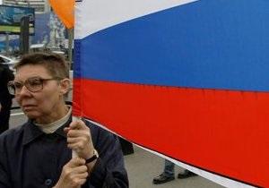В 2010 году Россия потратила на  поддержку русских  в Украине $1,2 млн