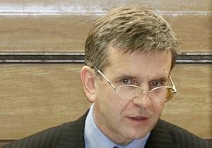 Посольство РФ в Украине: Зурабов приедет в Киев в понедельник
