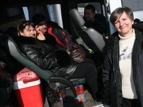 Корреспондент: Украинские трудовые мигранты возвращаются домой
