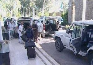 Из Триполи эвакуируют около тысячи иностранцев, оказавшихся в центре конфликта