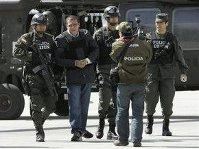Колумбия экстрадировала в США своего самого известного наркобарона