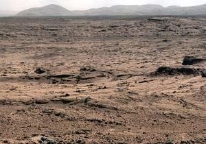 В NASA рассказали о находках Curiosity - Марс