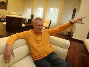 Желтая карточка. Интервью с Григорием Суркисом