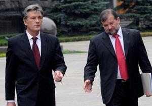 Балога призвал Гриценко, Костенко и Яценюка поддержать Ющенко