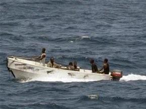 Правительство  Сомали выдало разрешение кораблям ЕС на борьбу с пиратами