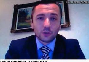 Автора видео пыток в тбилисской тюрьме отпустили под залог