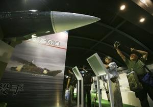 Тайвань срочно переименовал свою ракету после испытаний авианосца Китаем