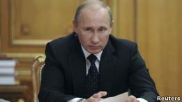 Путин - о выборах президента: Выбор есть всегда