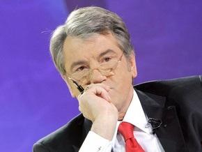НГ: Ющенко раздумывает над объявлением ЧП