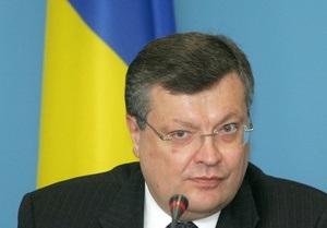 Украина не будет пересматривать линию границы с Румынией