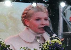 Суд ограничил ознакомление Тимошенко с делом ЕЭСУ до 28 марта