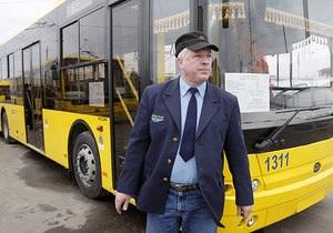 В Кременчуге троллейбусы в рекламных целях будут десять дней возить пассажиров бесплатно