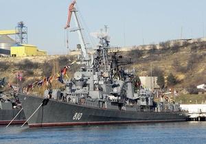 Крымские предприятия готовы ремонтировать российские корабли