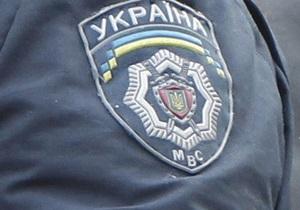 В Донецке арестован милиционер, избивший задержанного