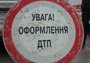 В центре Киева в ДТП погибла пожилая женщина