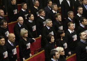 Дело Тимошенко - Батьківщина потребовала отчета в Раде от Генпрокуратуры и ГПС по делу Тимошенко