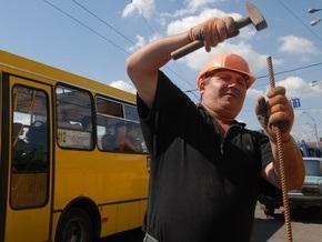 В Киеве реконструируют улицу Струтинского