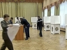 В России проходит Единый день голосования (обновлено)