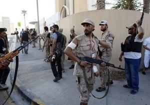 В ливийском городе произошел бой между войсками ПНС и сторонниками Каддафи: есть жертвы