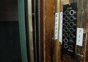 Милиция задержала киевлянина, воровавшего лифтовое оборудование