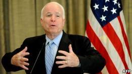 Маккейн предостерег Путина:  арабская весна  все ближе