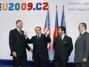 В Праге завершился саммит ЕС-США