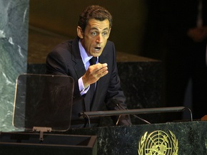 Президент Франции предложил создать Всемирную экологическую организацию