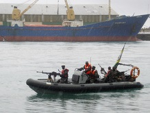 Нигерийские пираты отпустили украинца