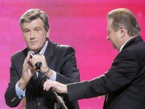 Поплавский стал доверенным лицом Ющенко на выборах