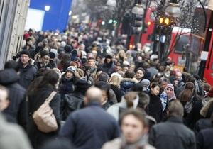 Британцы опередили немцев в списке самых богатых жителей ЕС