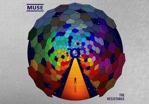 Альбом Muse победил в номинации лучшая обложка года