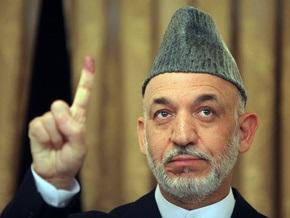 В Афганистане завершился подсчет голосов на президентских выборах: Карзай набрал 54%