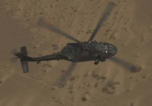 Силы НАТО в Ливии впервые использовали боевые вертолеты