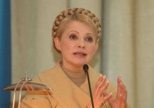 Тимошенко поручила Порошенко срочно решить вопрос о регистрации 2000 наблюдателей на выборах
