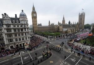 Во время королевской свадьбы в Лондоне арестовали 18 человек