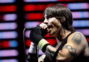 Red Hot Chili Peppers выступят в Киеве в июле (обновлено)