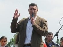 Кличко прибыл на Прикарпатье для помощи пострадавшим