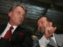 Балога: БЮТ растоптал право миллионов избирателей услышать Ющенко