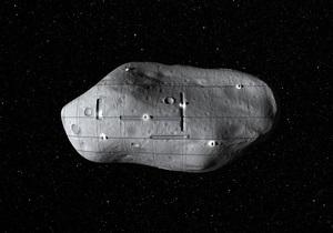 Ученые предлагают защищаться от астероидов космическими лазерами