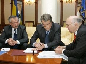 Ющенко пригрозил банкам лишением лицензий